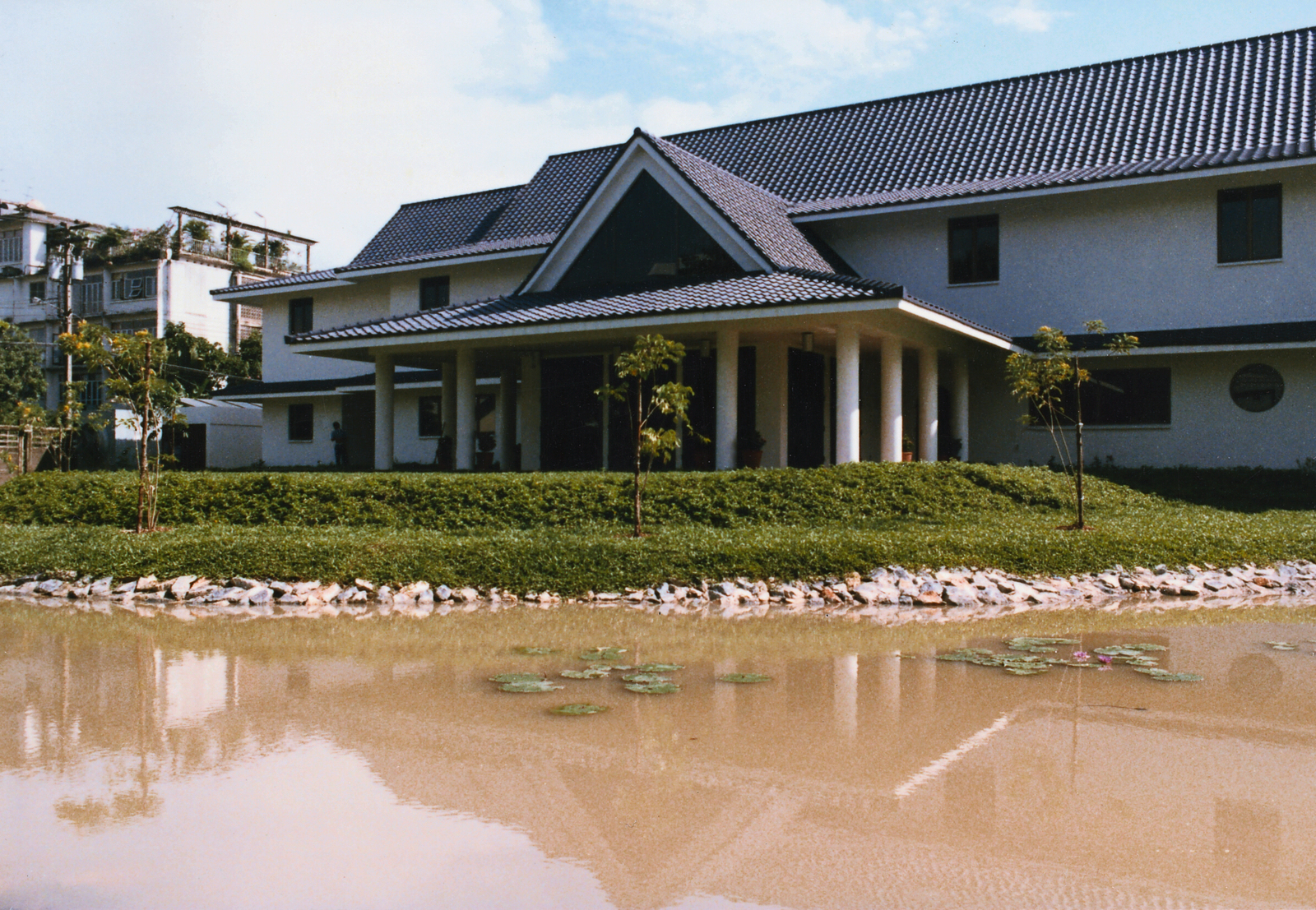 Bangkok - Marine Security Guard Residence - 1984