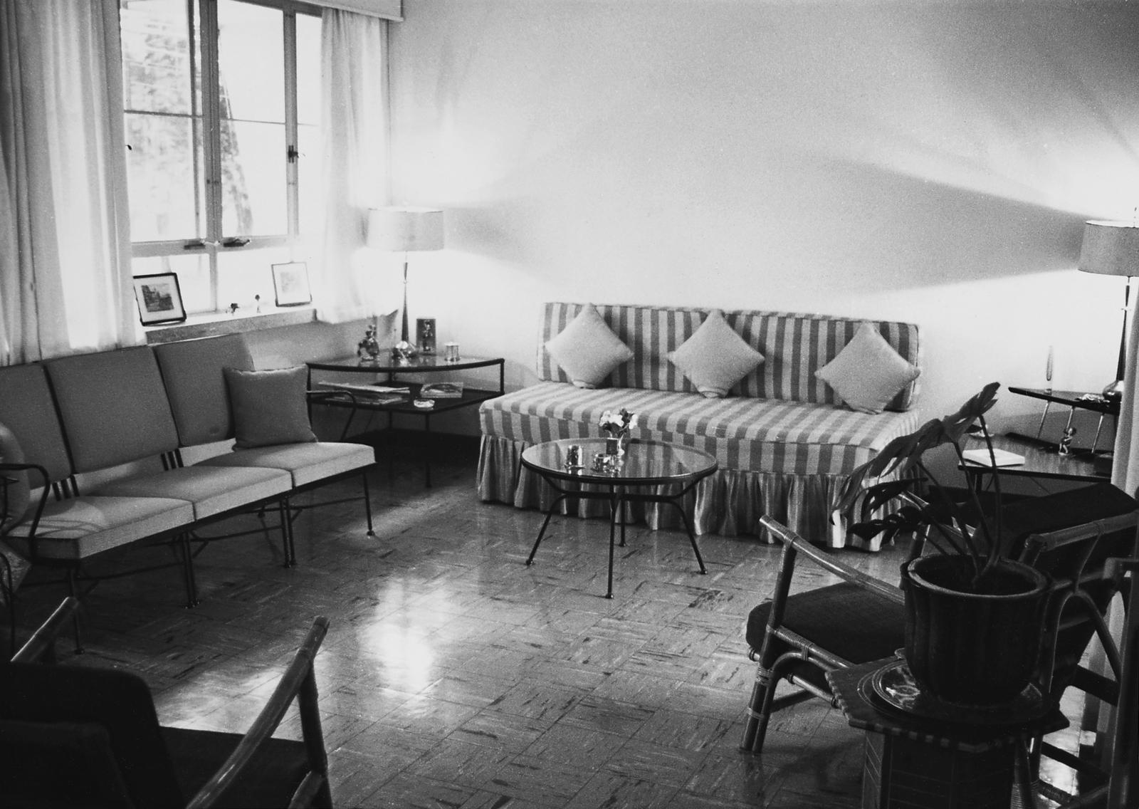 Bangkok - Multi-Unit Residential Building - 1964