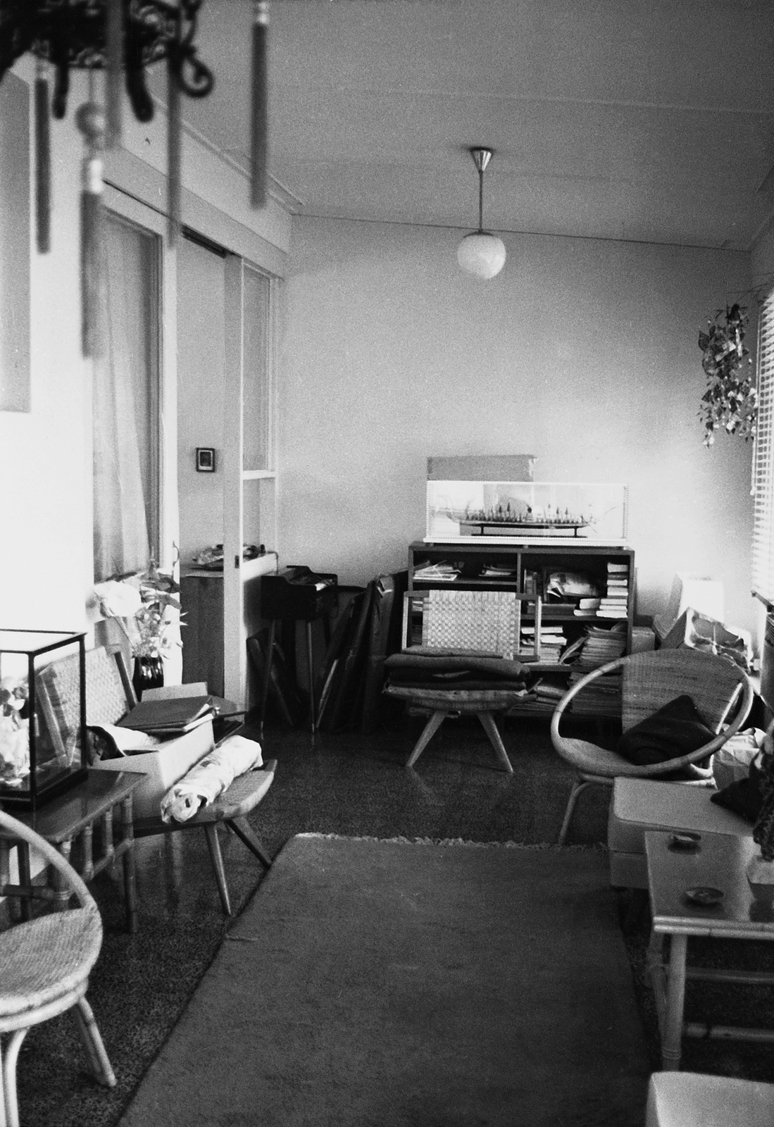 Bangkok - Residence of Naval Attache - 1964