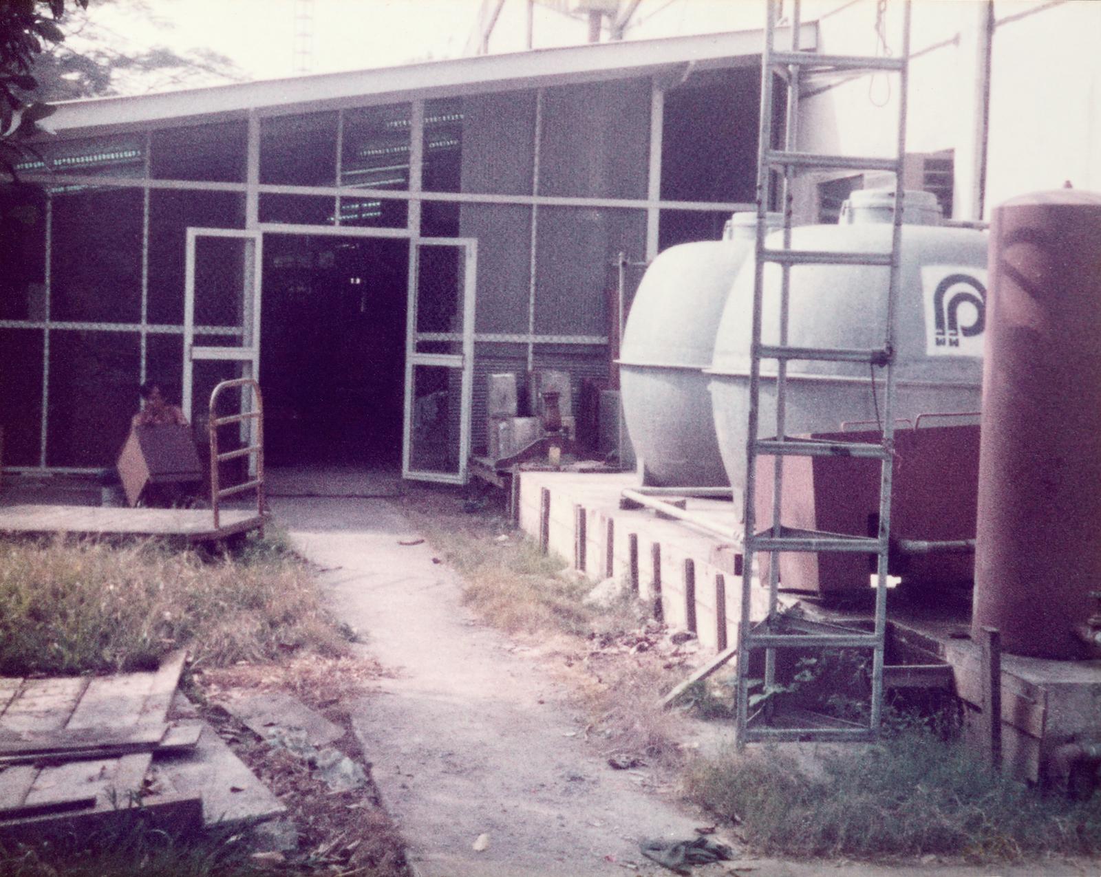 Bangkok - Warehouse - 1984