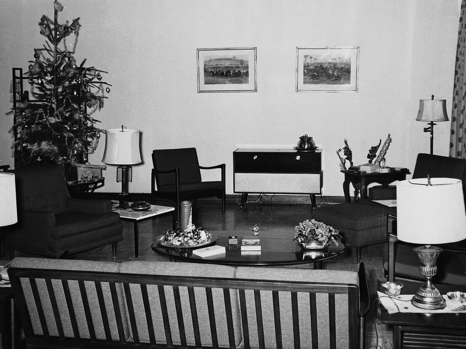 Bangui - Standard Level Position Residence - 1965