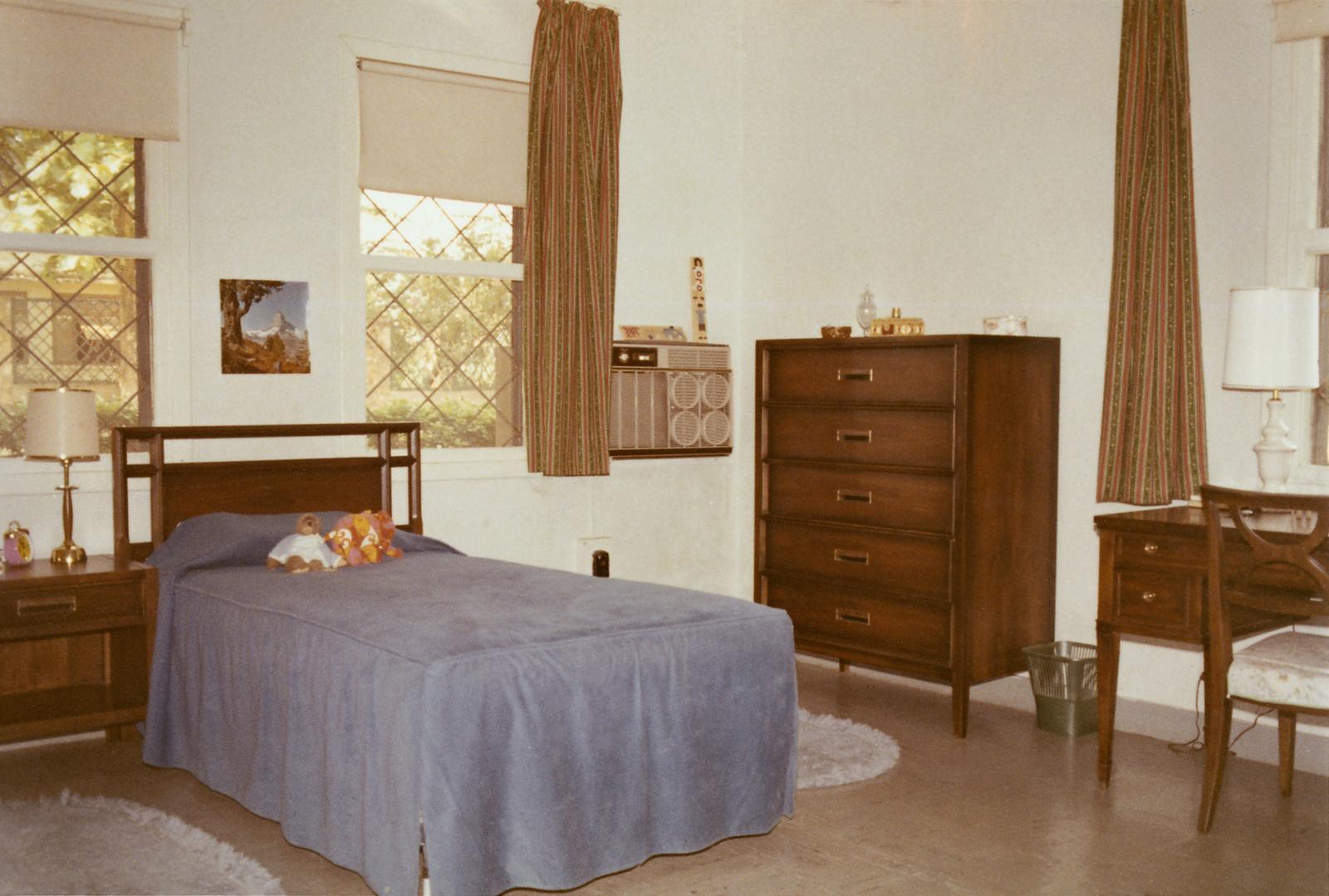 Bangui - Standard Level Position Residence - 1971