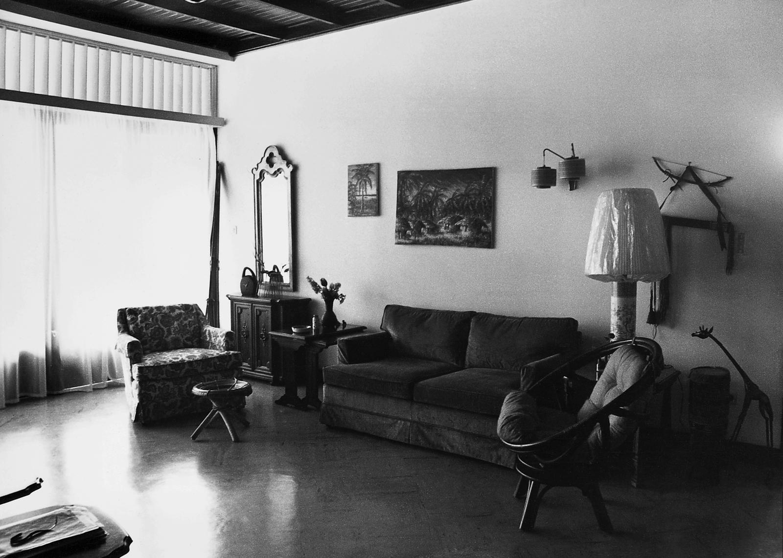 Bangui - Standard Level Position Residence - 1973