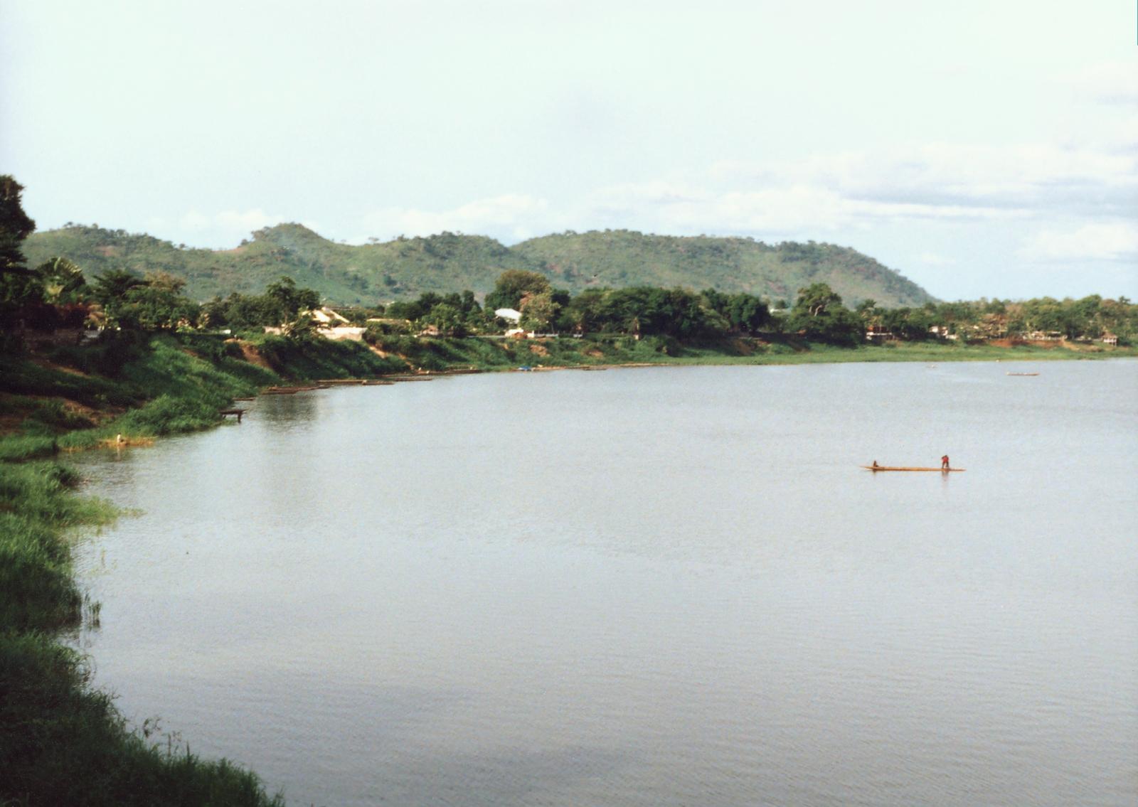 Bangui - Standard Level Position Residence - 1990