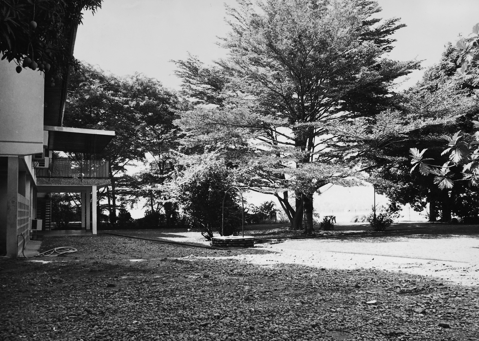 Bangui - Temporary Duty/Transient Residential Unit - 1973