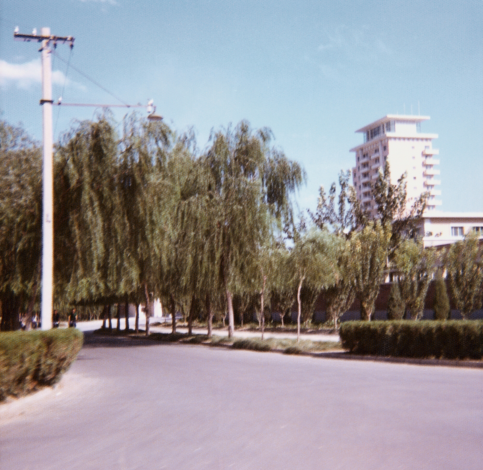Beijing - Standard Level Position Residence - 1979