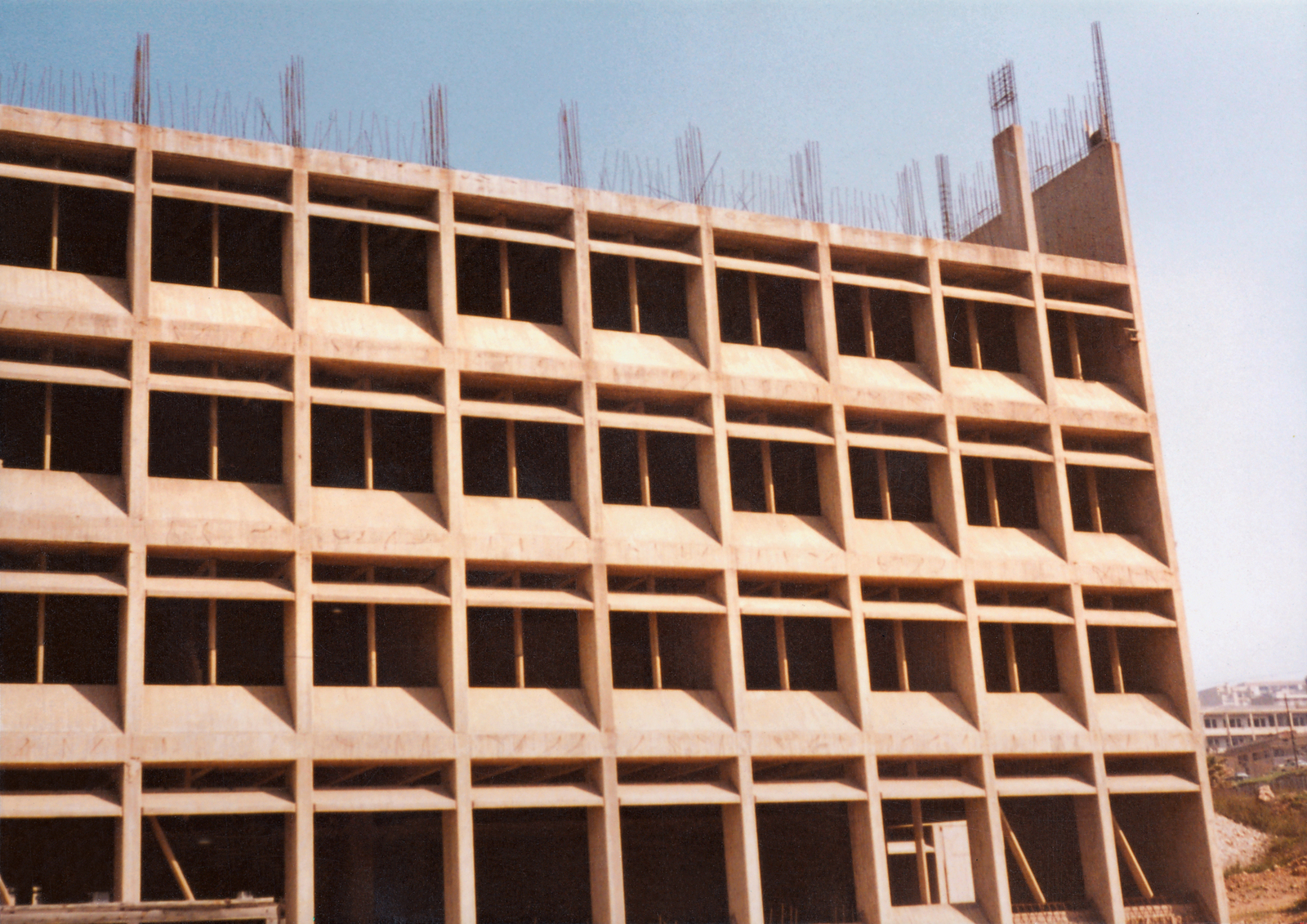 Beirut - Chancery Office Building - 1982