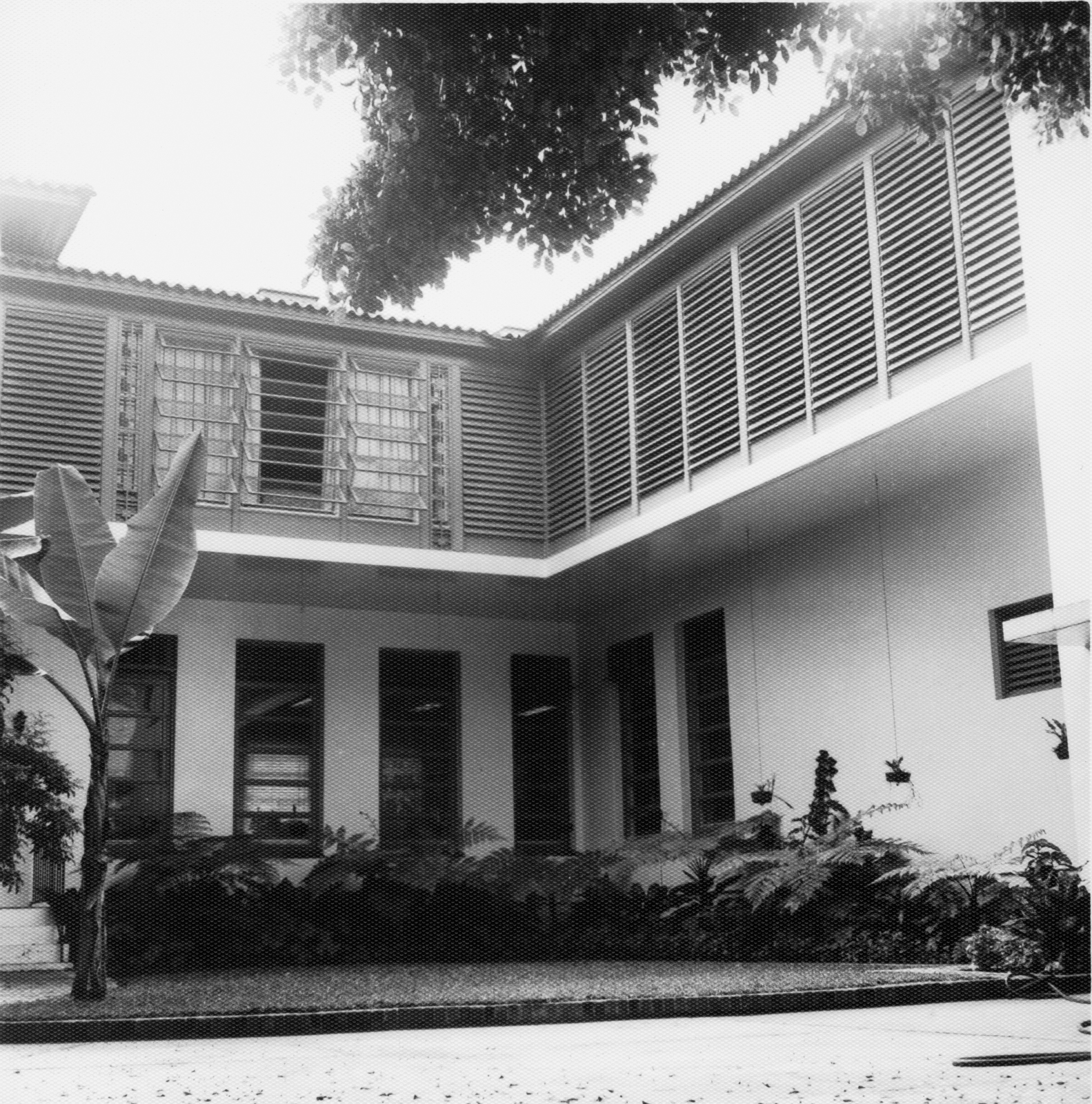 Belem - Consulate Office Building - 1972