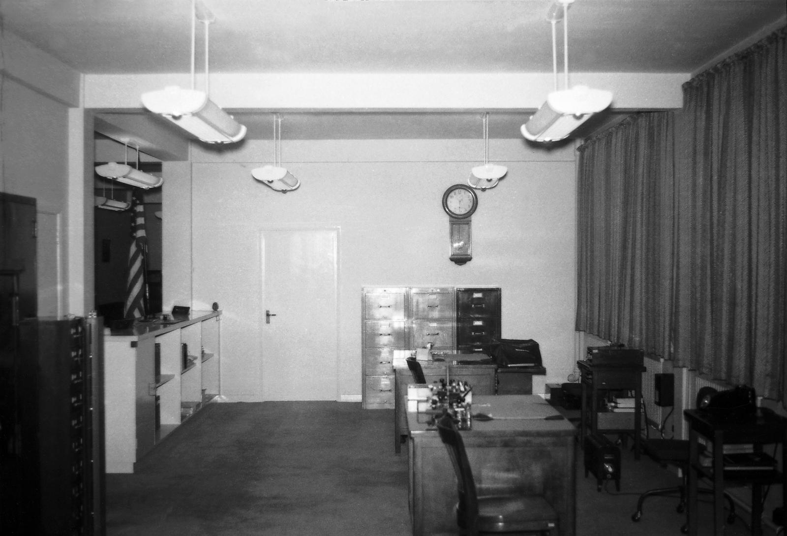 Belfast - Consulate Office Building - 1960