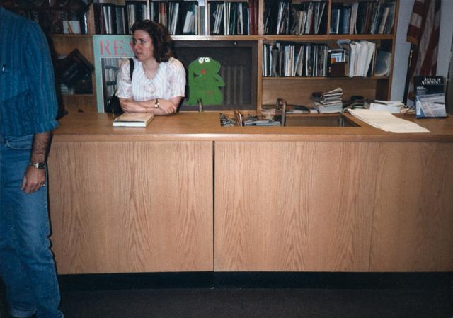 Belgrade - Annex Office Building - 1986