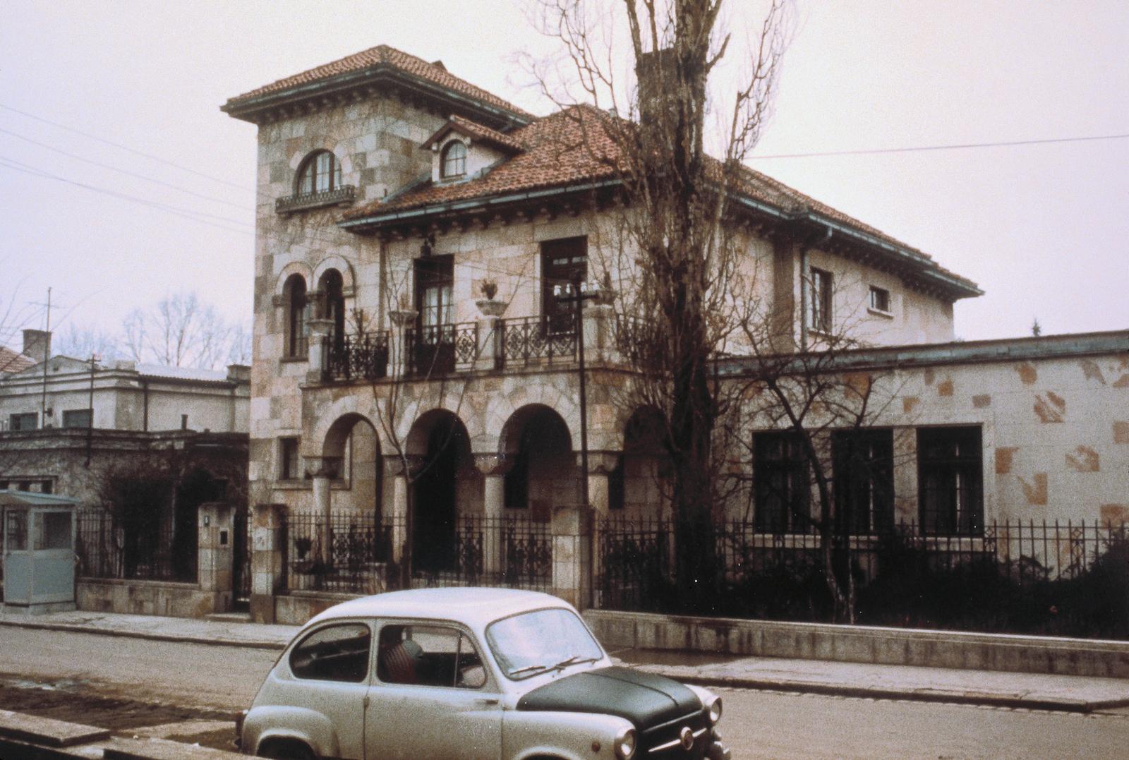 Belgrade - Chancery Office Building - 1973