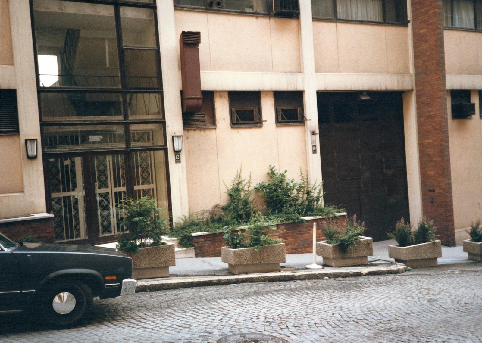 Belgrade - Multi-Unit Residential Building - 1986