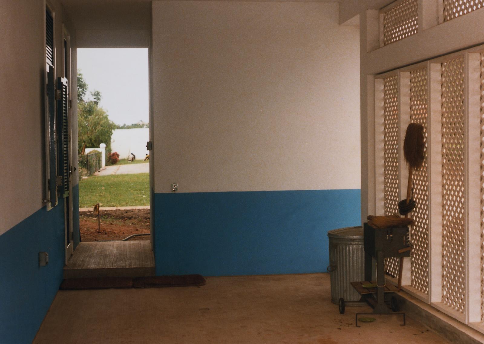 Bissau - Embassy Mission Residence - 1985