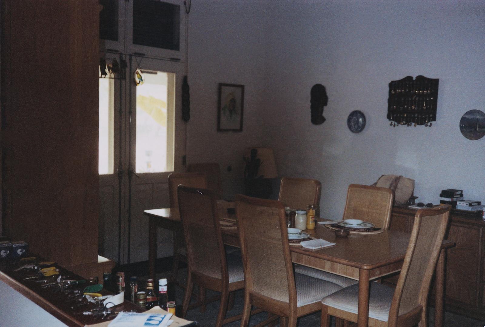 Bissau - Embassy Mission Residence - 1988