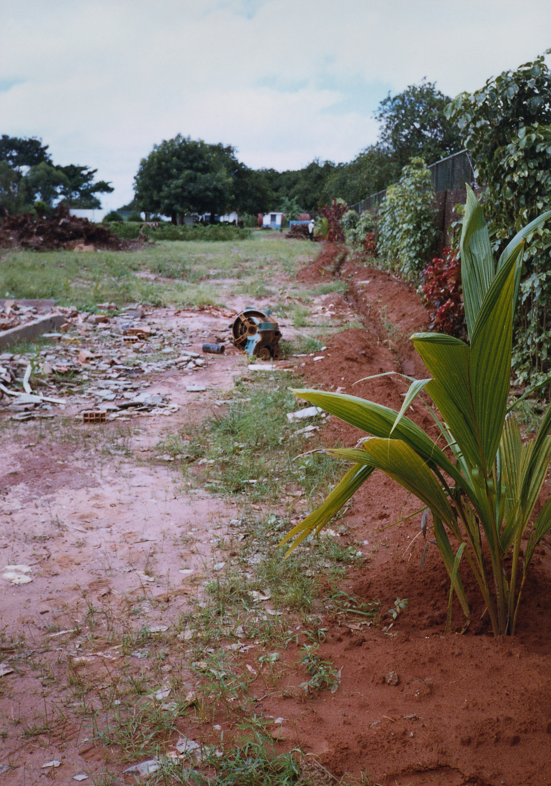 Bissau - Residential Building Site - 1988