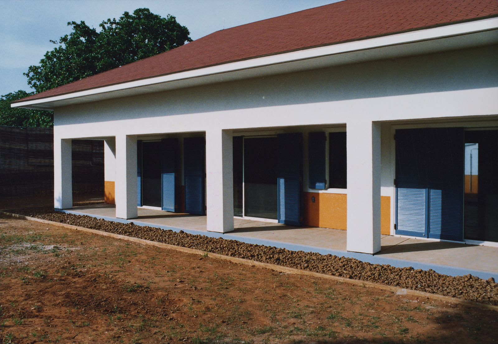 Bissau - Residential Building Site - 1990