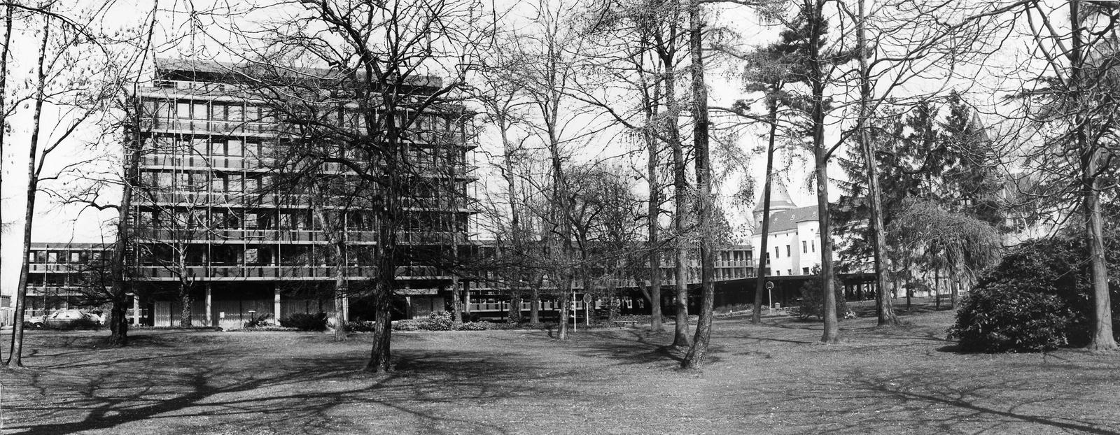 Bonn - Compound Site - 1979