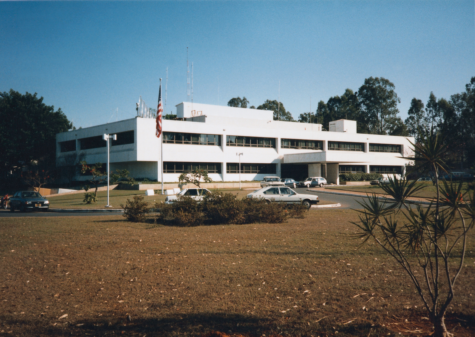 Brasilia - Chancery Office Building - 1987