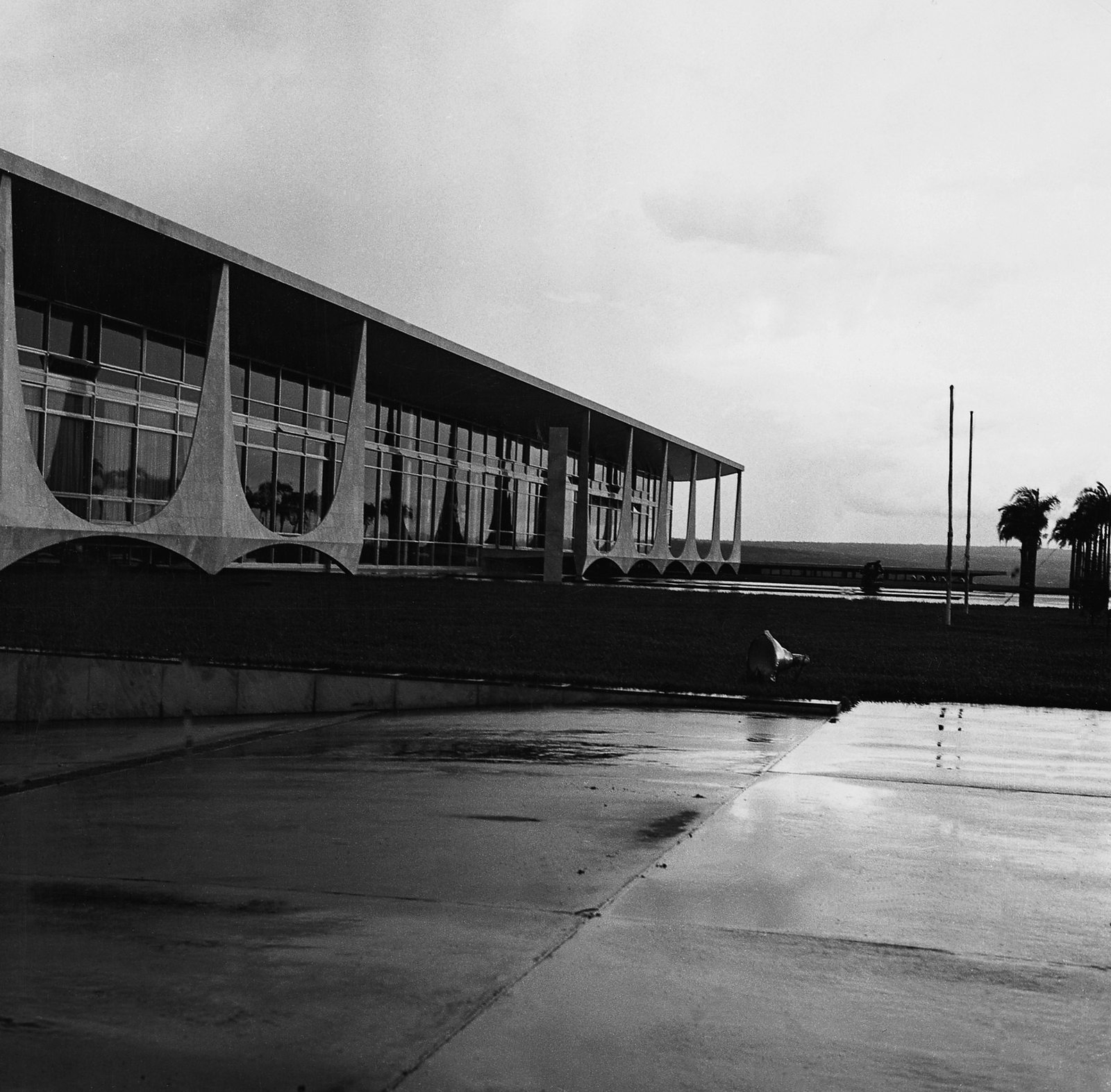 Brasilia - Compound Site - 1959