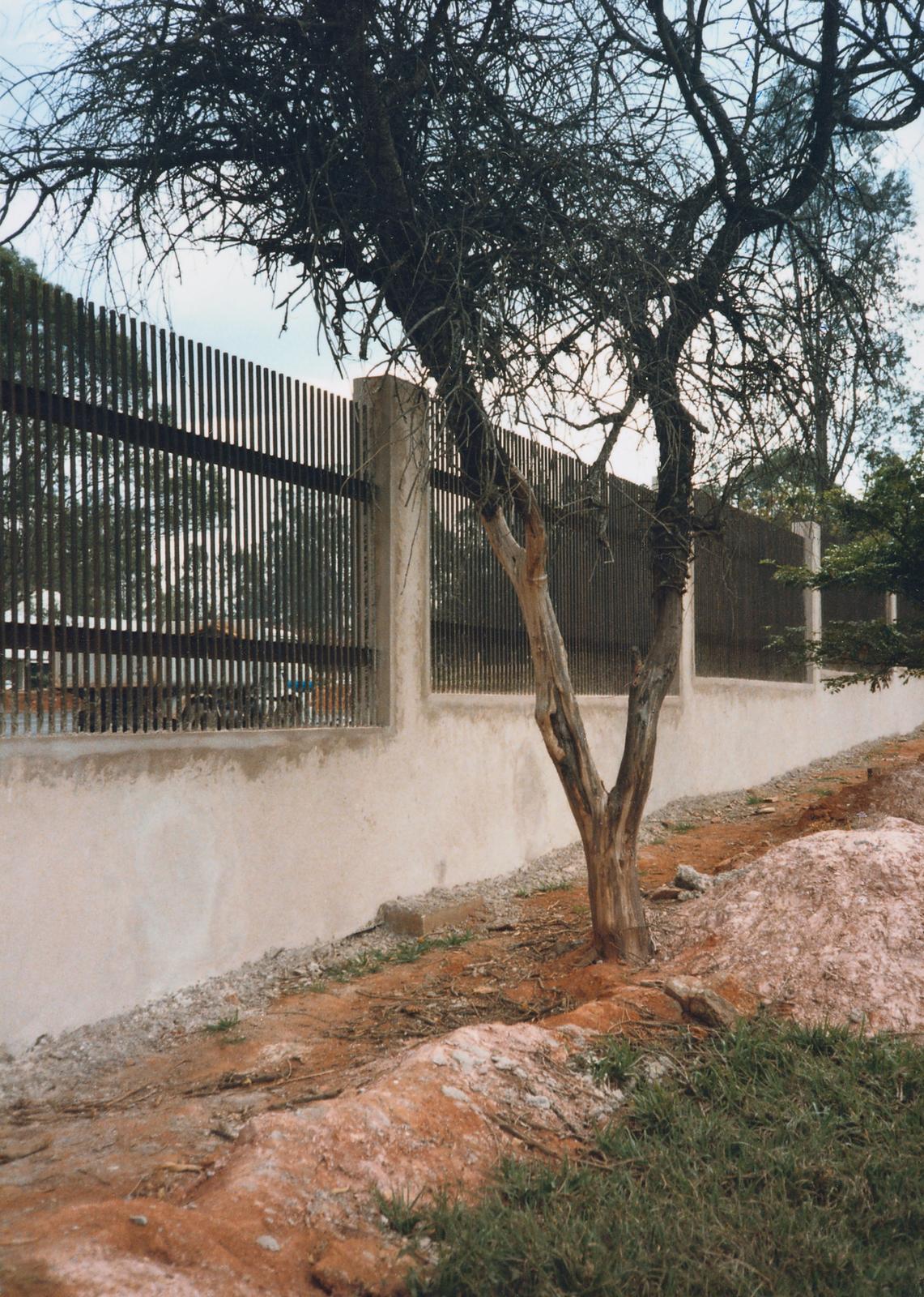 Brasilia - Compound Site - 1987