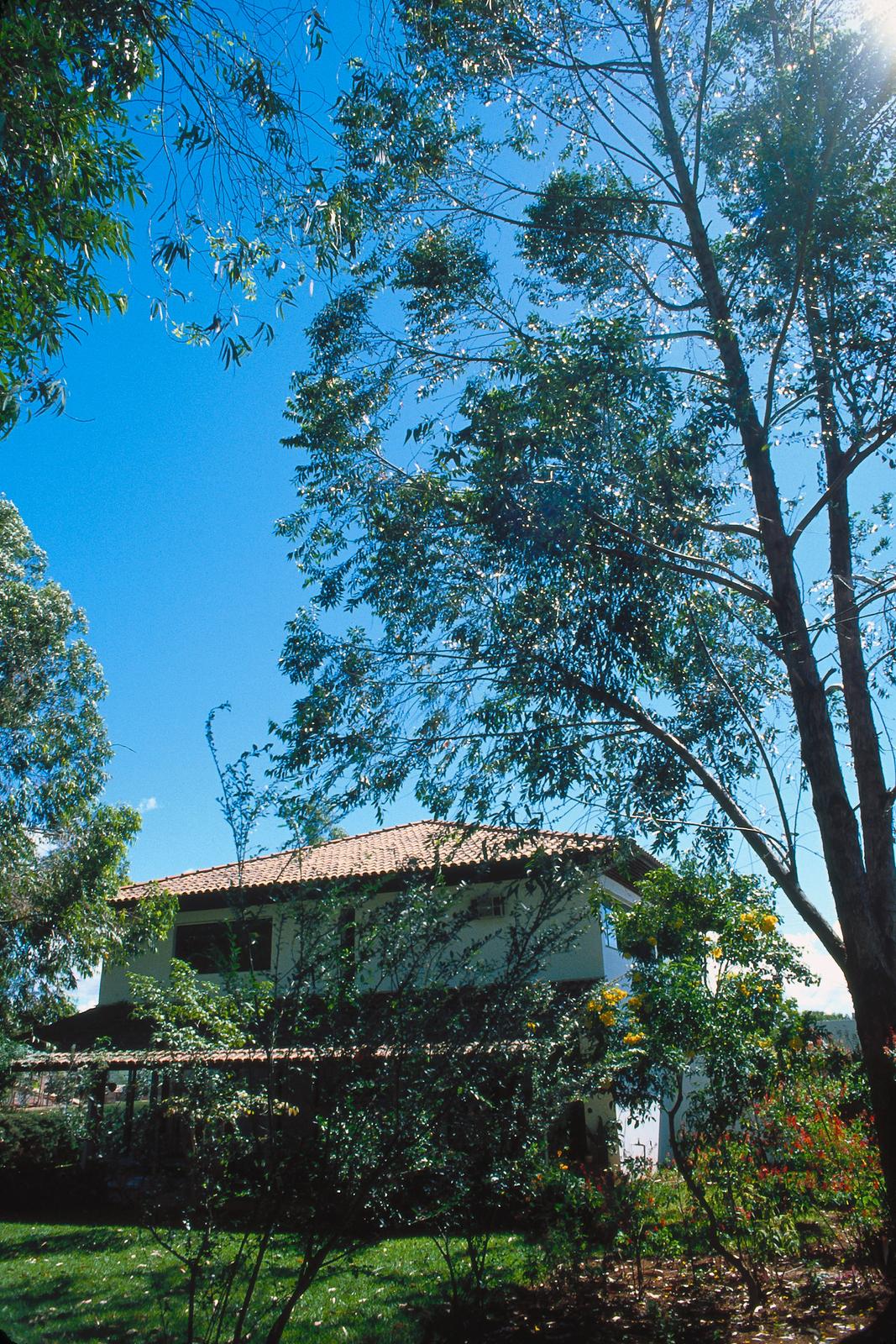 Brasilia - Mid-Level Position Residence - 1979