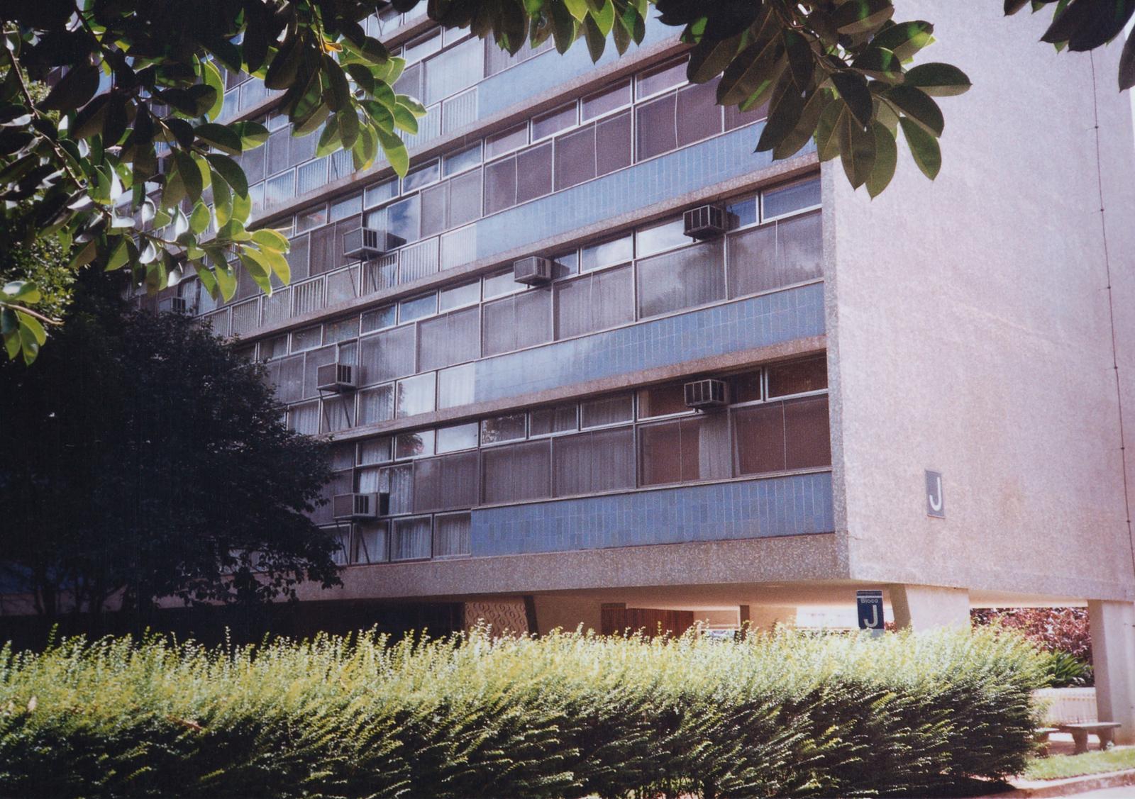 Brasilia - Principal Officer/Consul General Residence - 1988