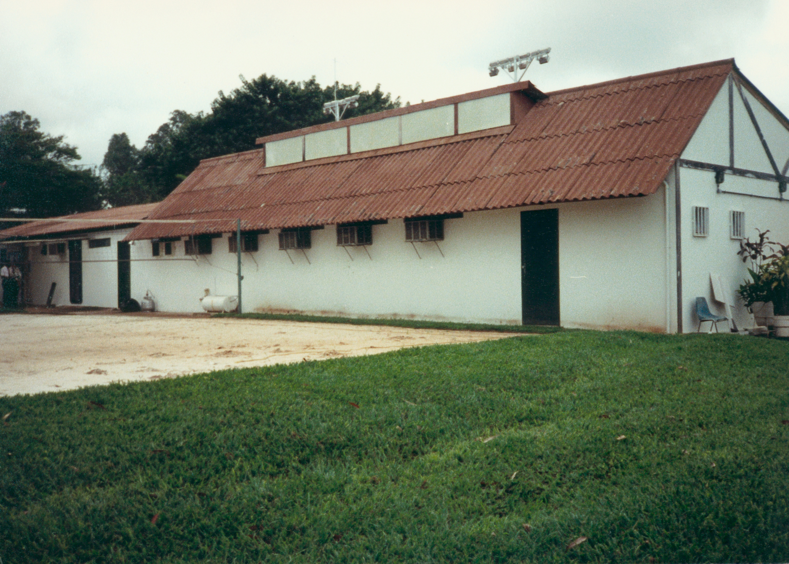 Brasilia - Recreation/Community Center/Gym/Theater - 1989