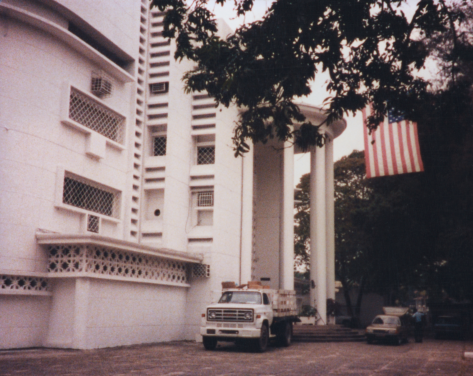 Brazzaville - Chancery Office Building - 1986
