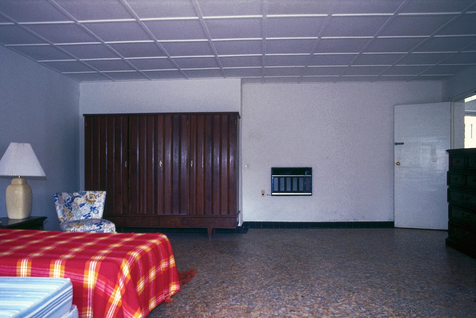 Brazzaville - Embassy Mission Residence - 1979