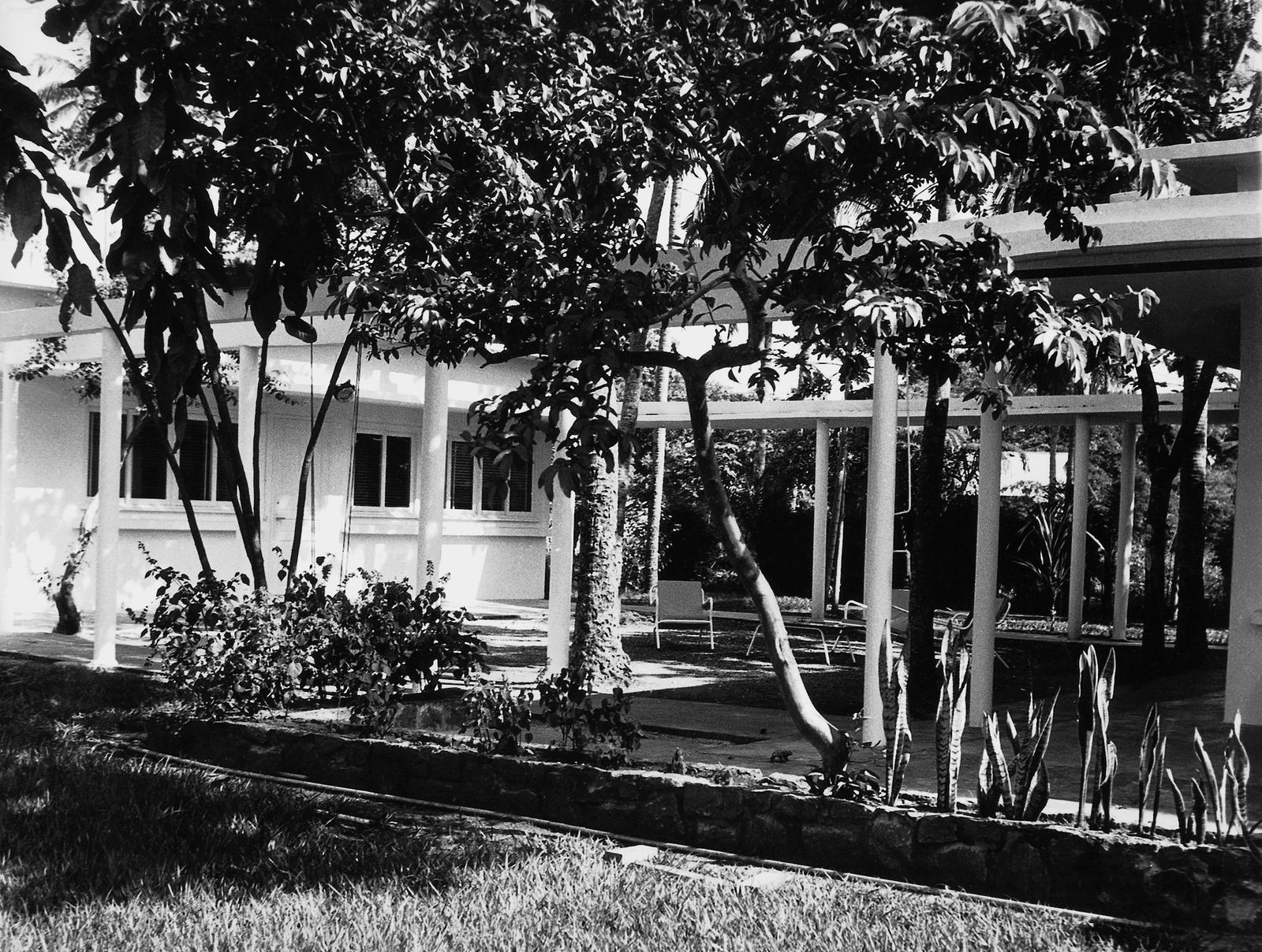 Brazzaville - Recreation/Community Center/Gym/Theater - 1961