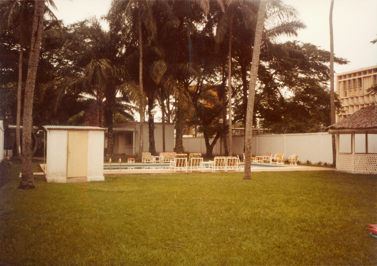 Brazzaville - Recreation/Community Center/Gym/Theater - 1986