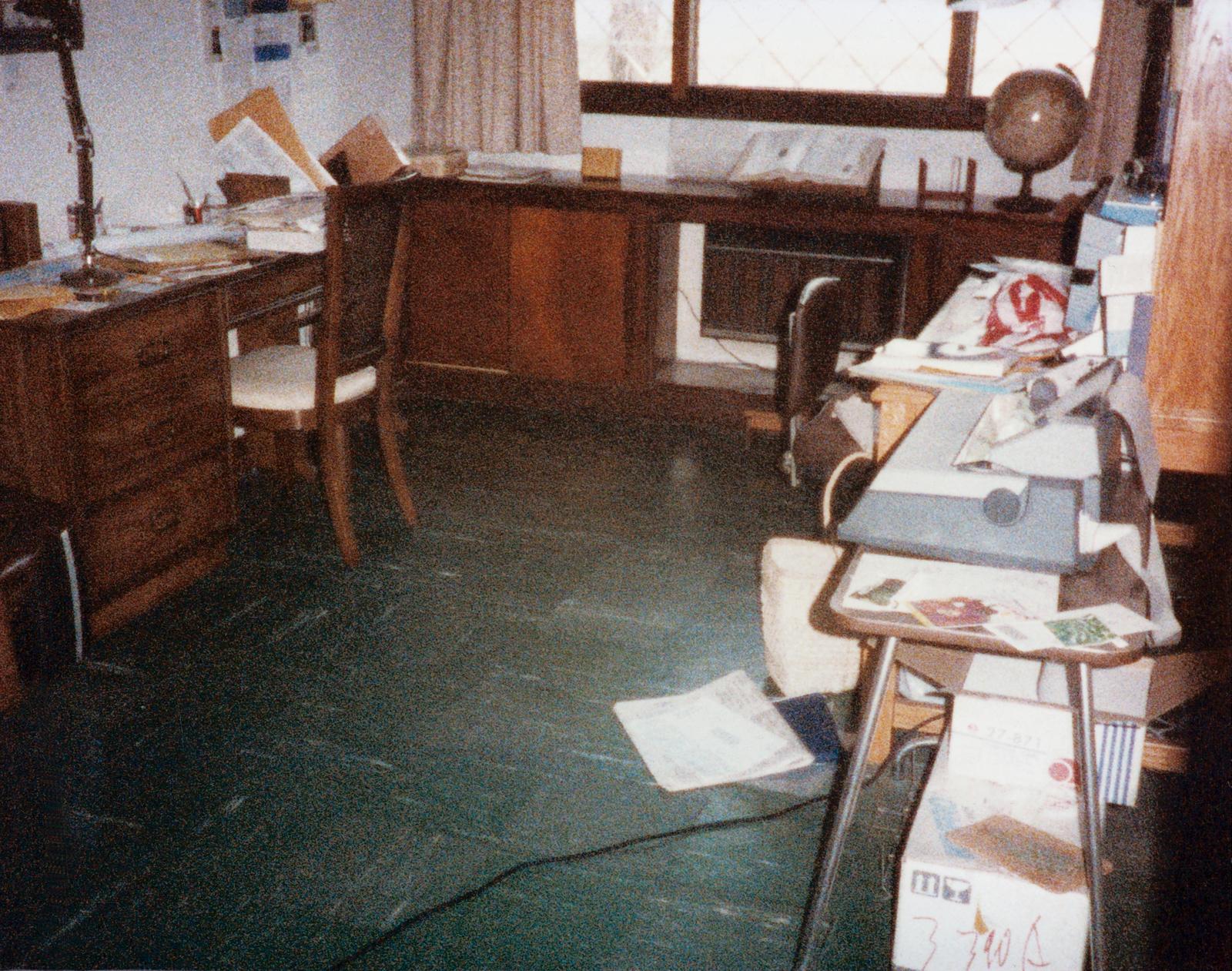Brazzaville - Standard Level Position Residence - 1986