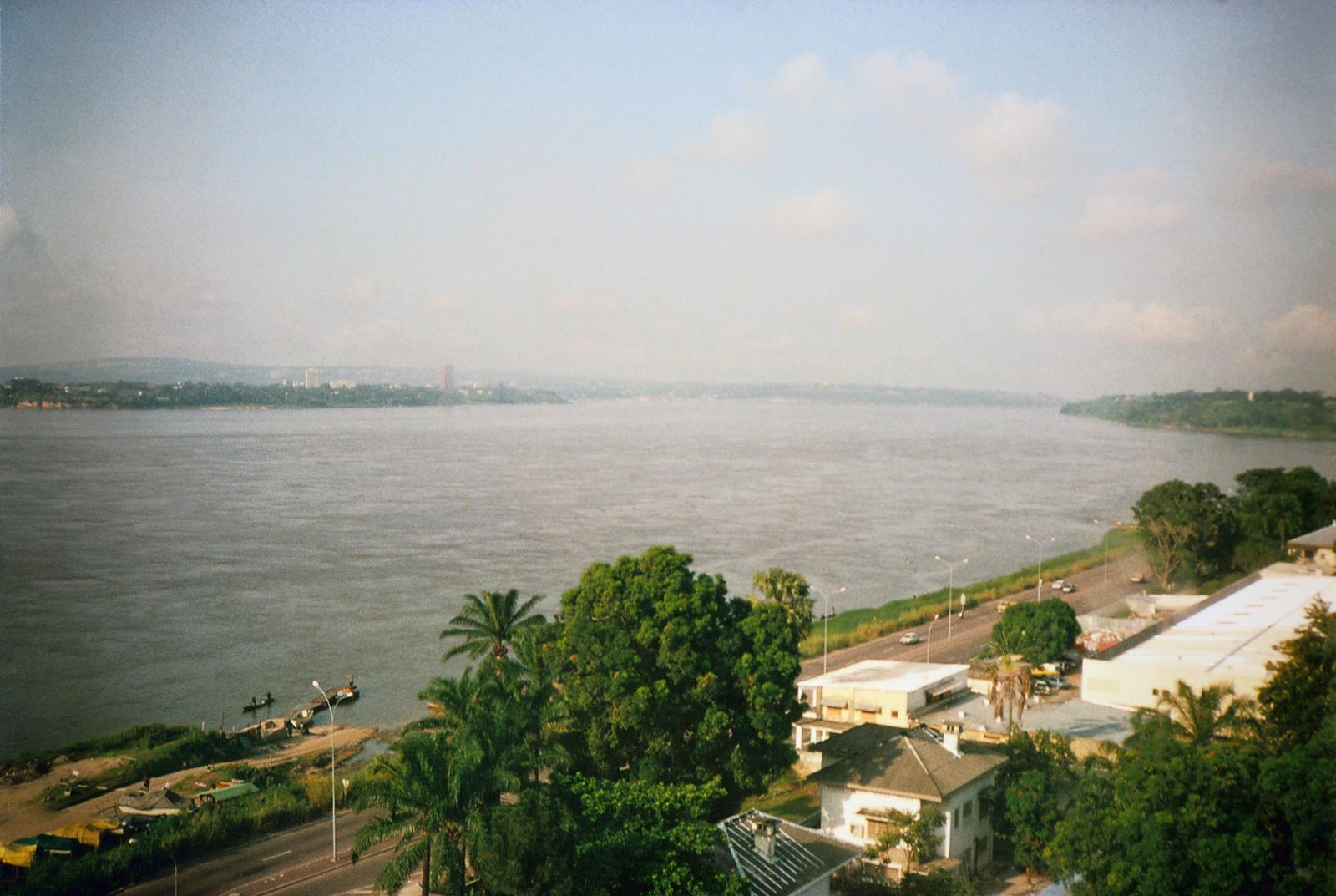 Brazzaville - Vacant Site - 1992
