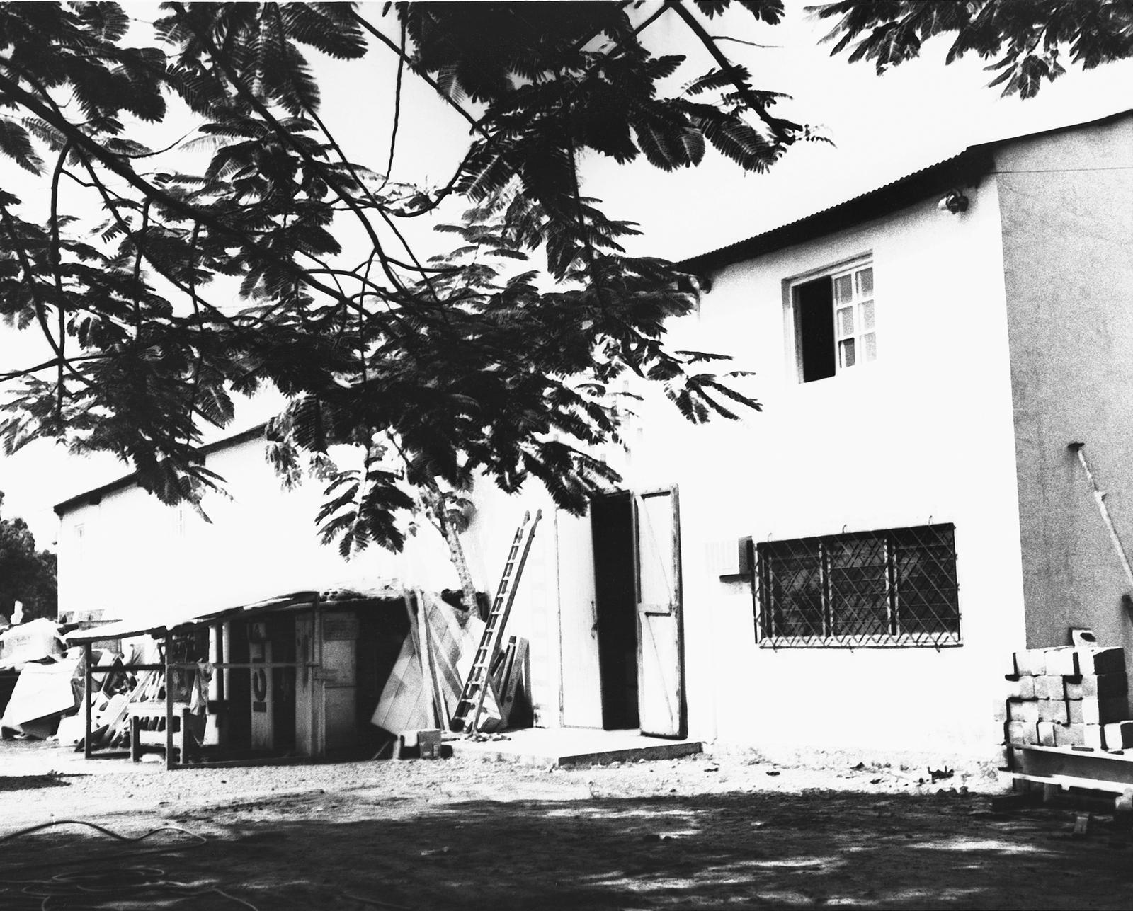 Brazzaville - Warehouse