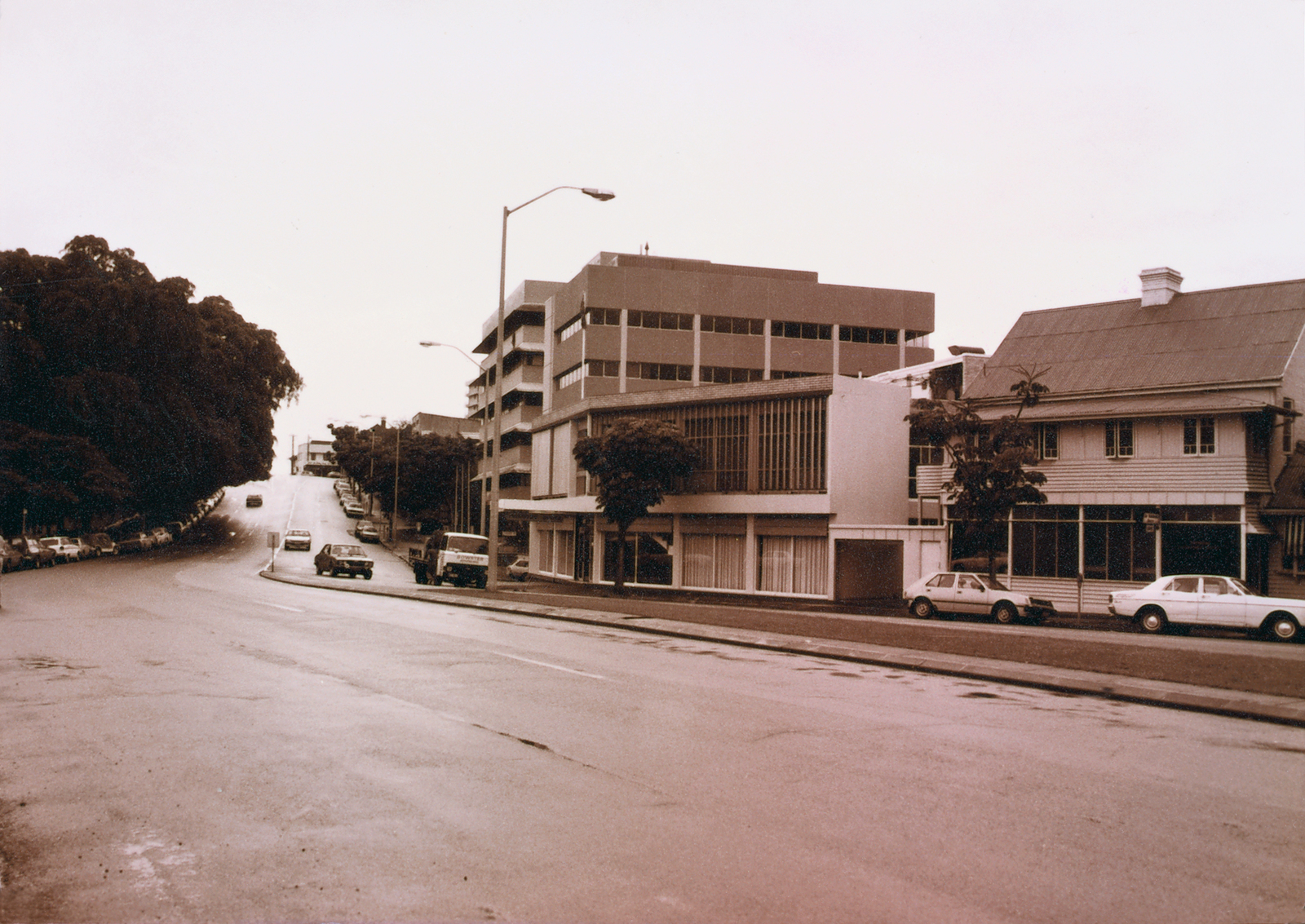 Brisbane - Consulate Office Building - 1983