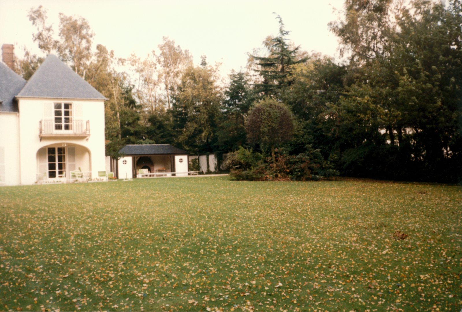 Brussels USEC - Deputy Chief of Mission Residence - 1986