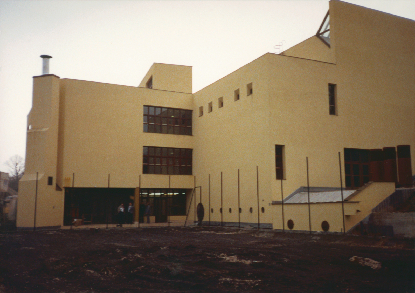 Budapest - Educational Facility/School - 1988