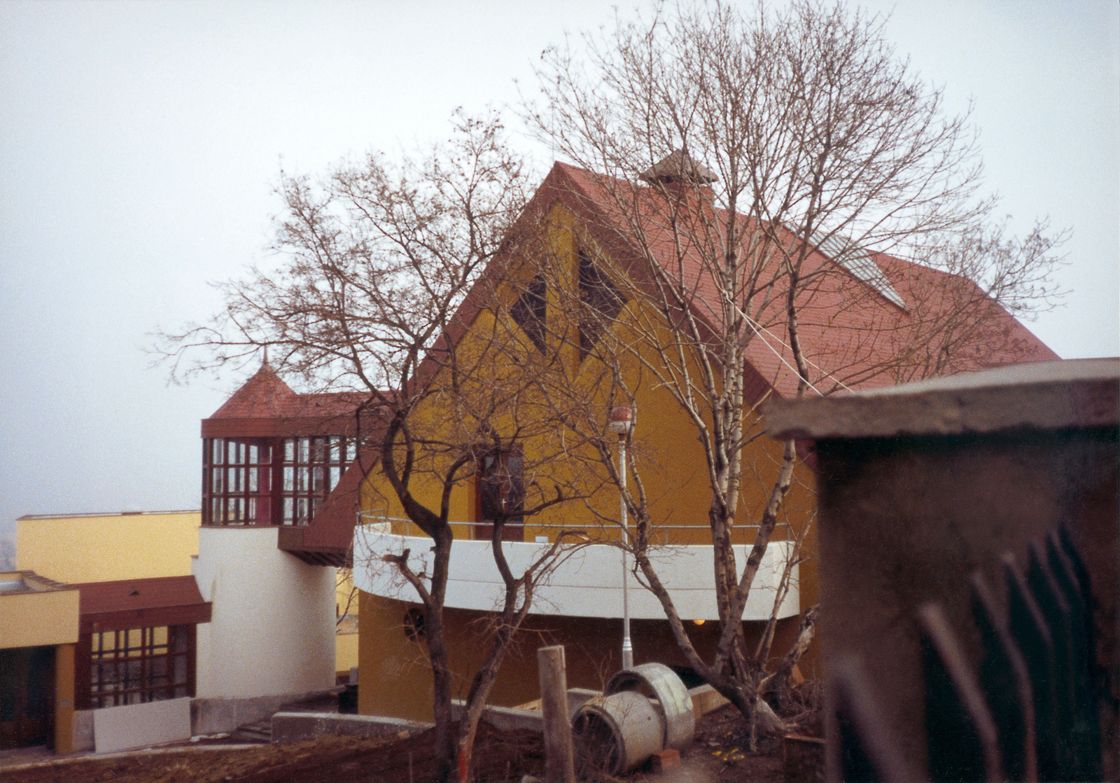 Budapest - Educational Facility/School - 1988