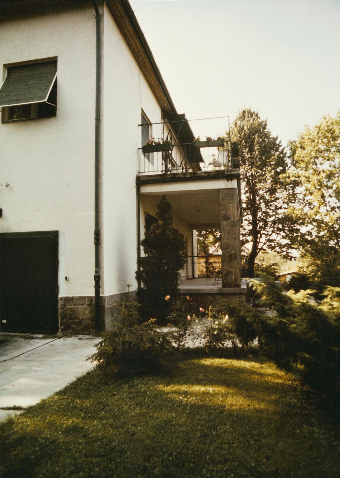 Budapest - Executive Level Position Residence - 1976