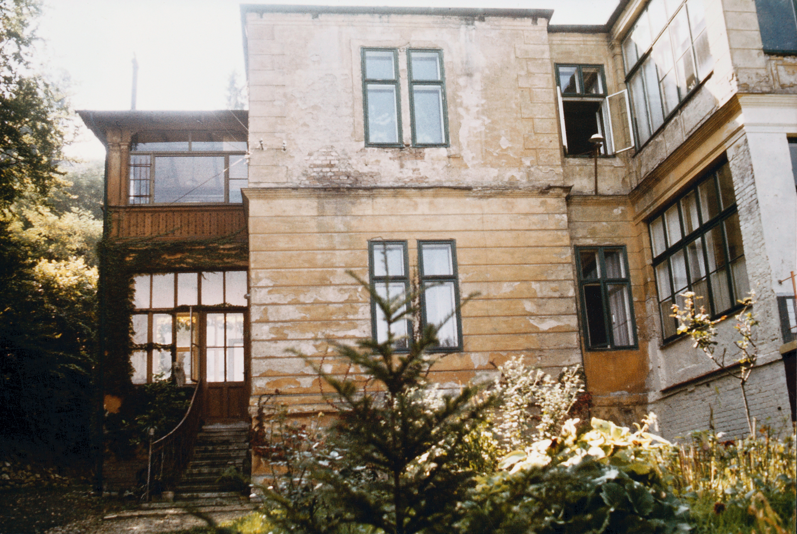 Budapest - Multi-Unit Residential Building - 1976