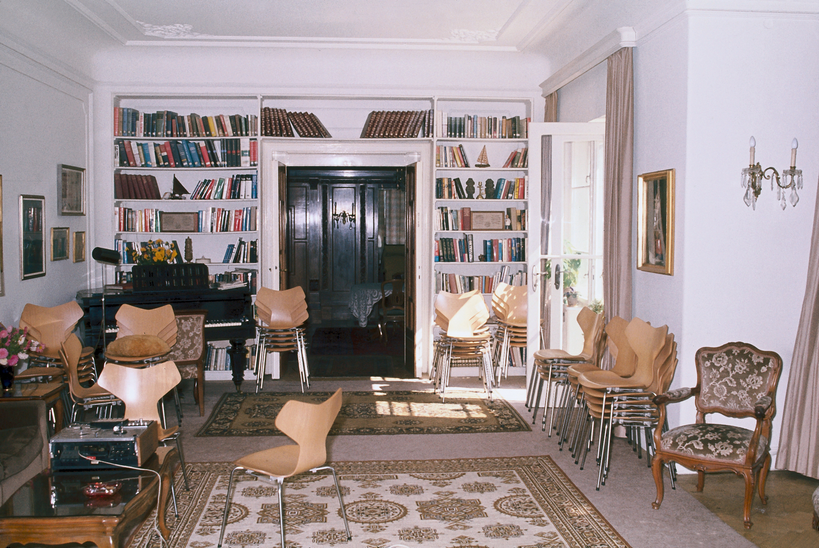 Budapest - Public Affairs Officer Residency - 1976