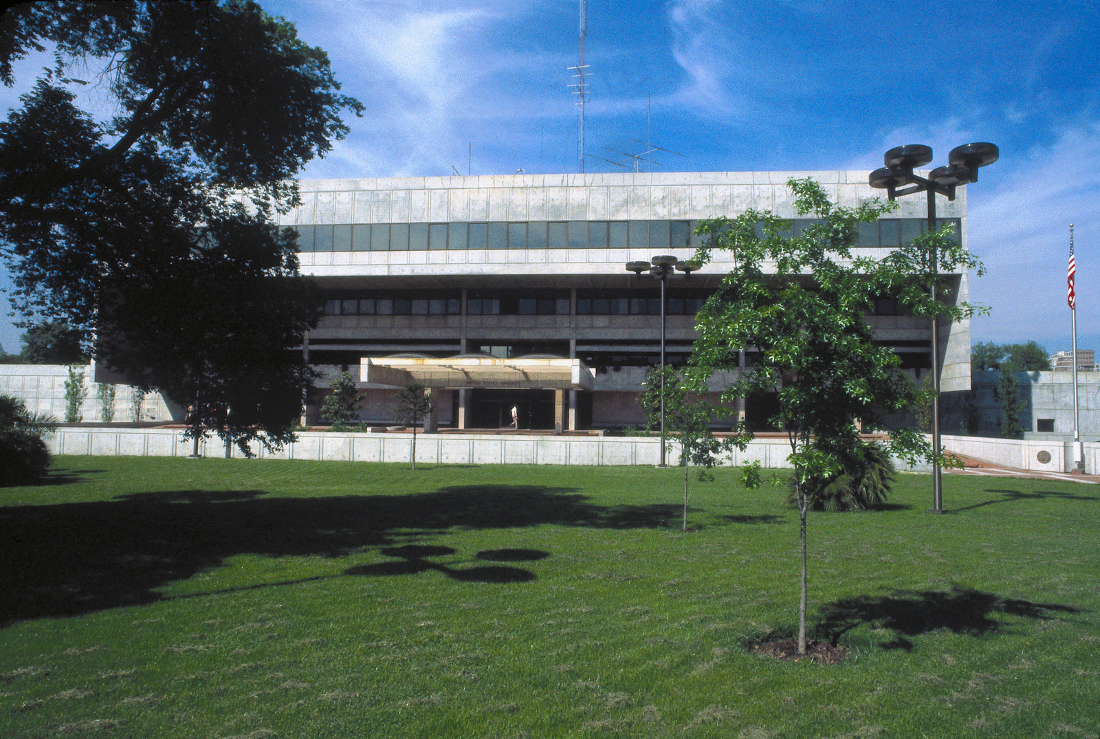Buenos Aires - Chancery Office Building - 1978