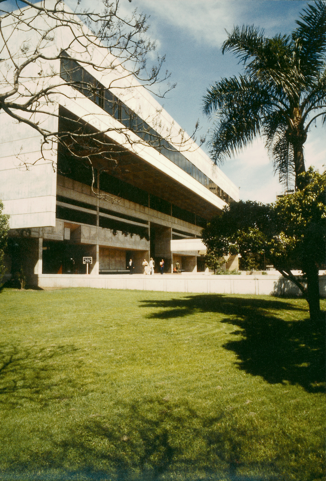 Buenos Aires - Chancery Office Building - 1979