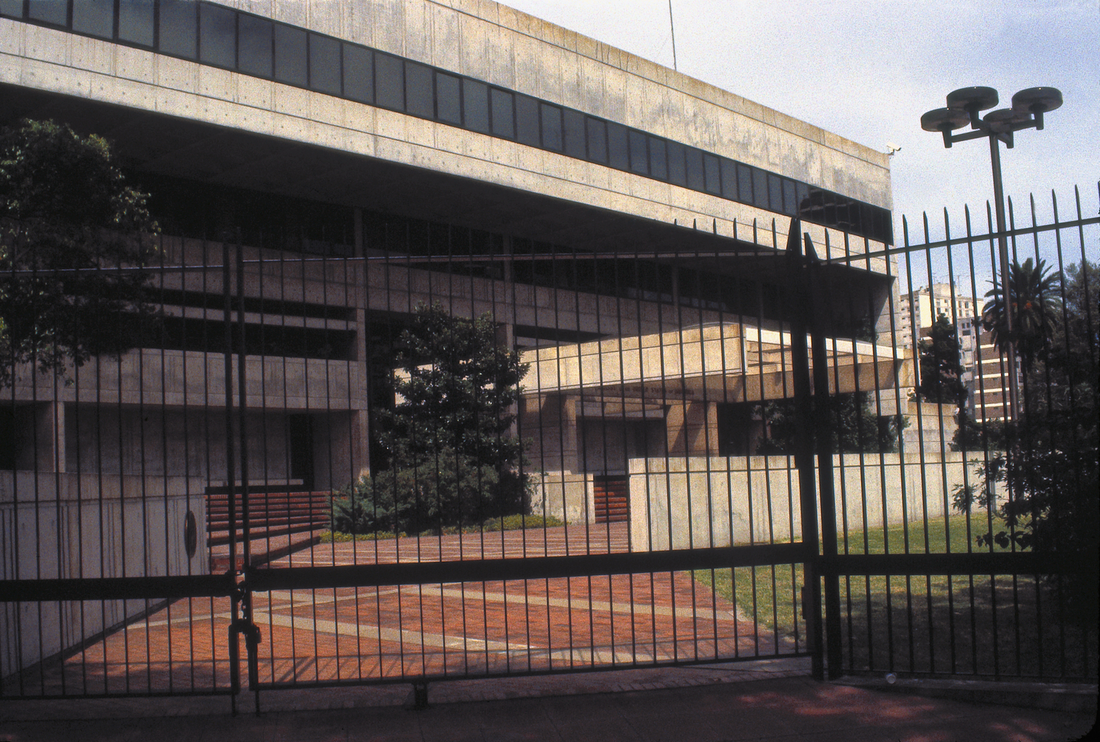 Buenos Aires - Chancery Office Building - 1982
