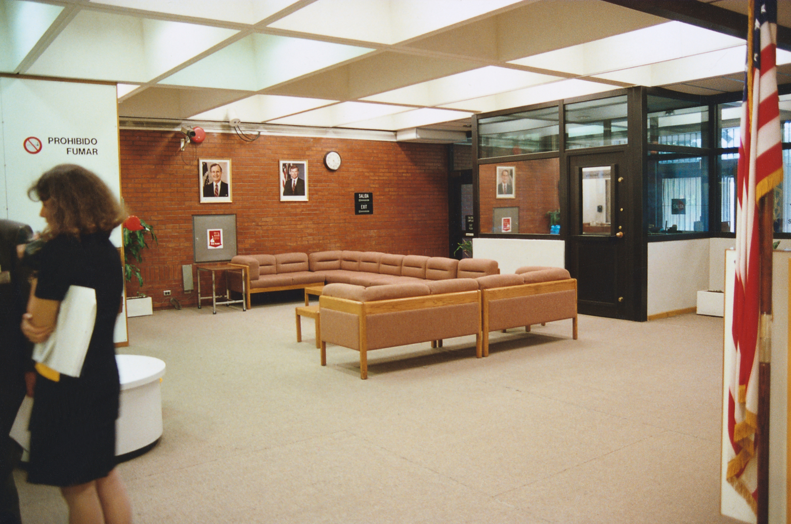Buenos Aires - Chancery Office Building - 1992