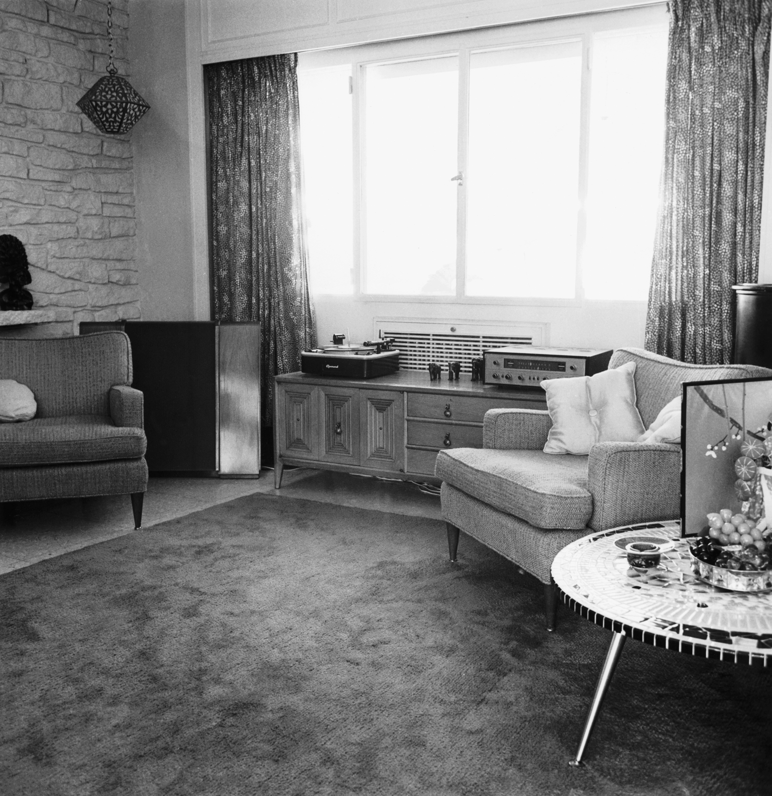 Buenos Aires - Department of Defense Agency Head Residence - 1965