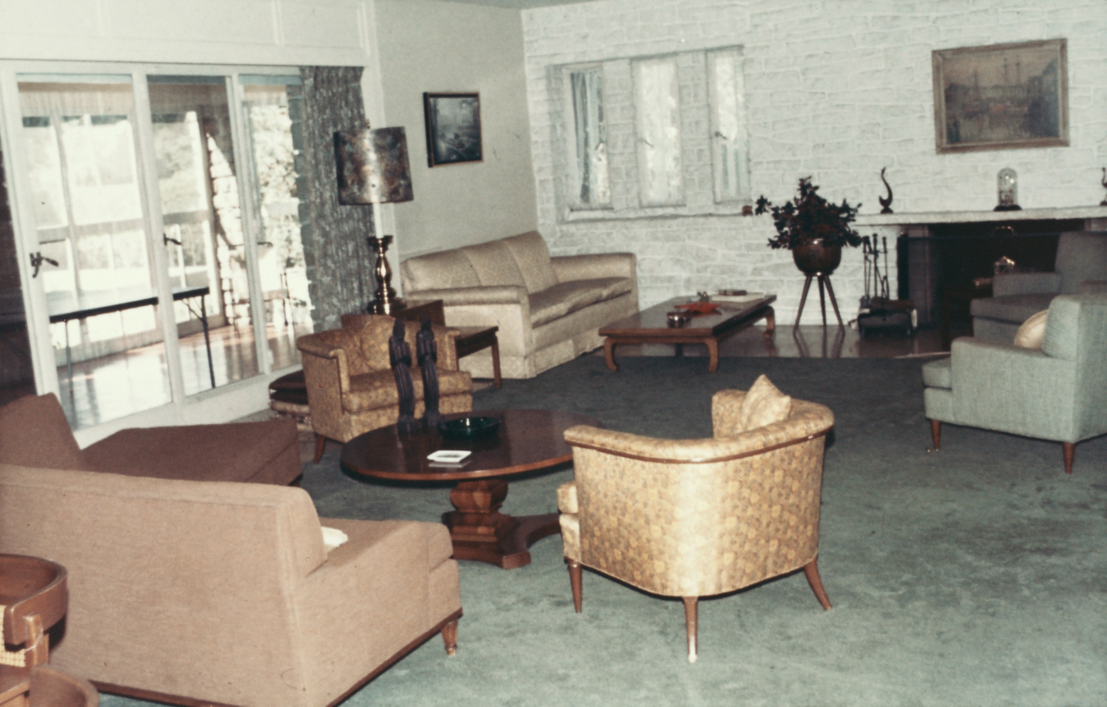 Buenos Aires - Department of Defense Agency Head Residence - 1968
