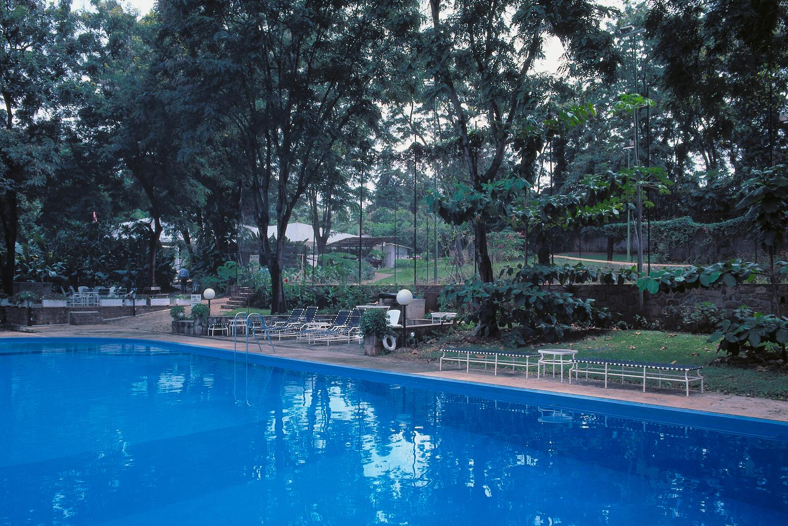 Bujumbura - Embassy Mission Residence - 1986