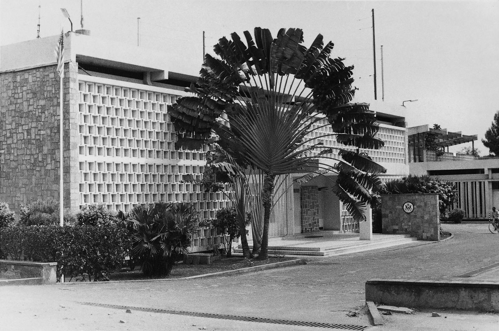 Bujumbura - Standard Level Position Residence - 1974