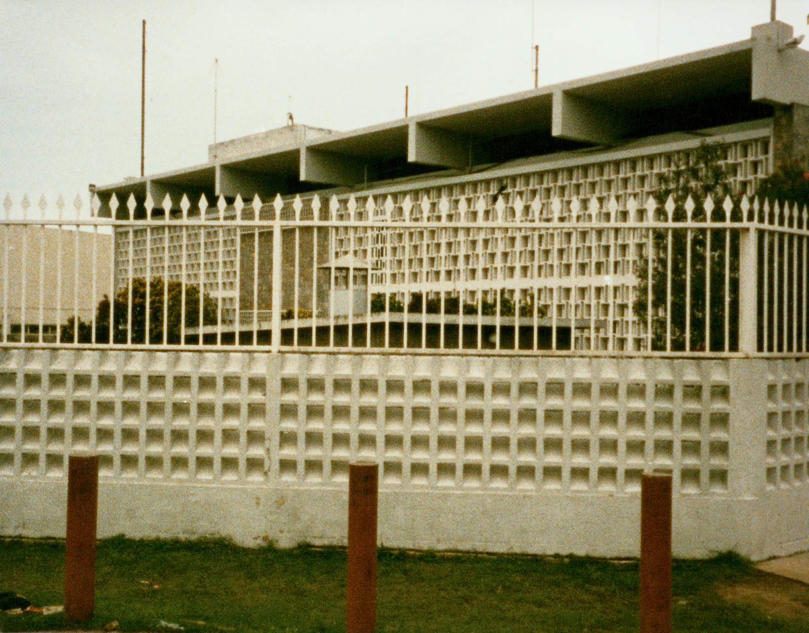 Bujumbura - Standard Level Position Residence - 1986